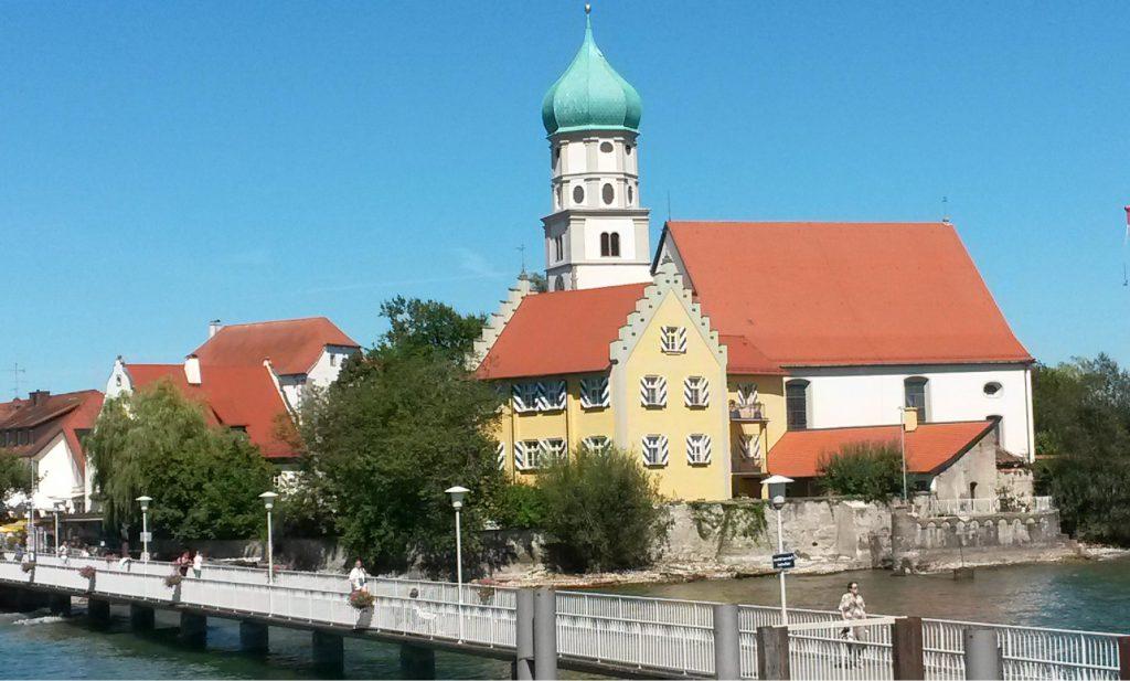 Wasserburg Bodensee, Kurzreise, Reiseblog