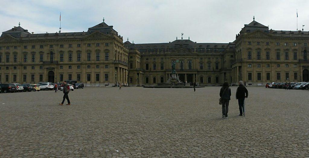 Residenz in Würzburg