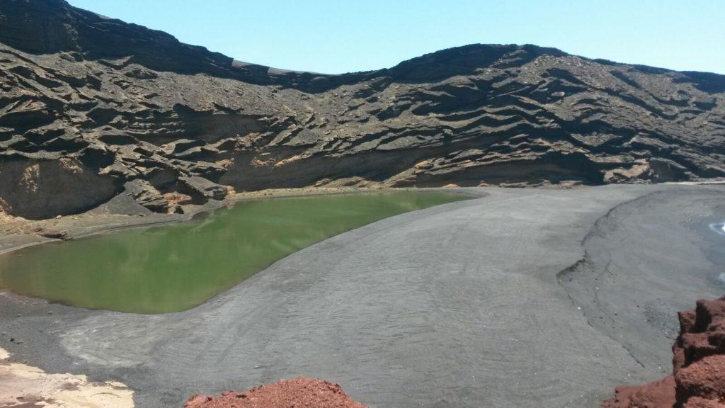 Lago Verde - die grüne Lagune