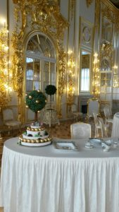 Speisesaal Katharinenpalast