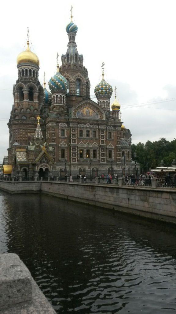 Auferstehungskirche St. Petersburg Sehenswürdigkeiten