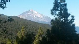 Der Pico del Teide auf Teneriffa, der höchste Berg Spaniens
