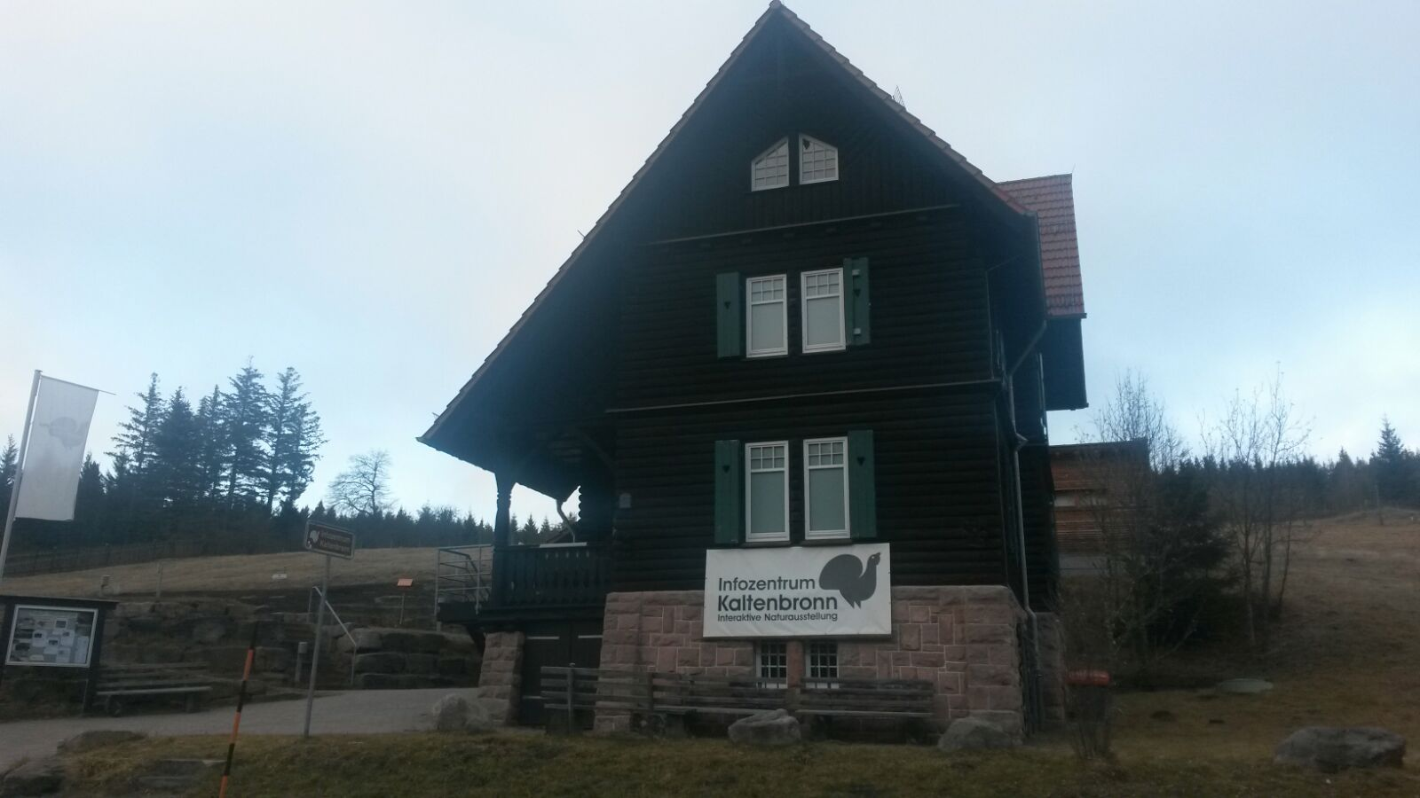 Kaltenbronn Infozentrum Grünhütte