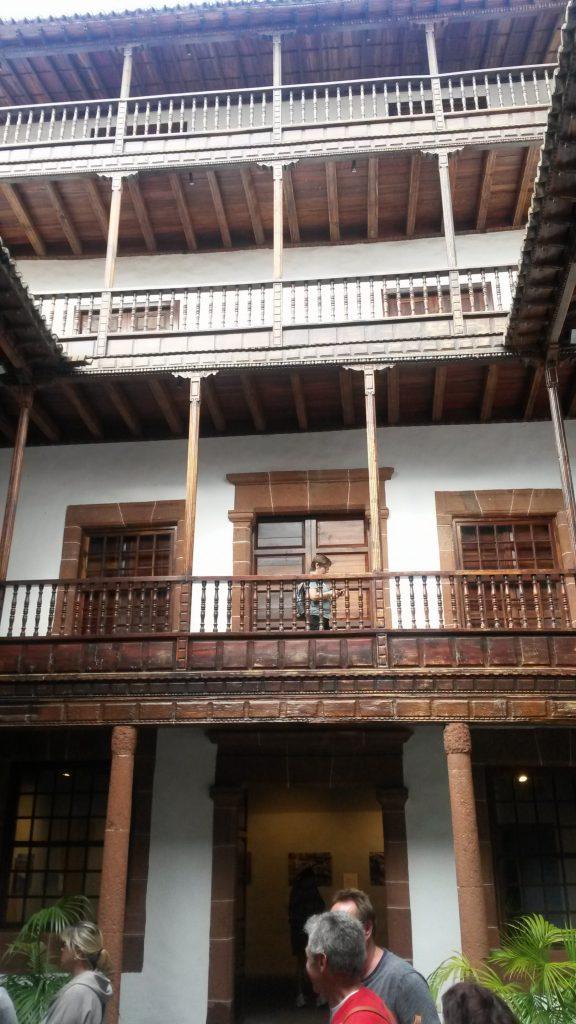 Der Palacio Salazar Santa Cruz de la Palma zählt ebenfalls zu den Sehenswürdigkeiten