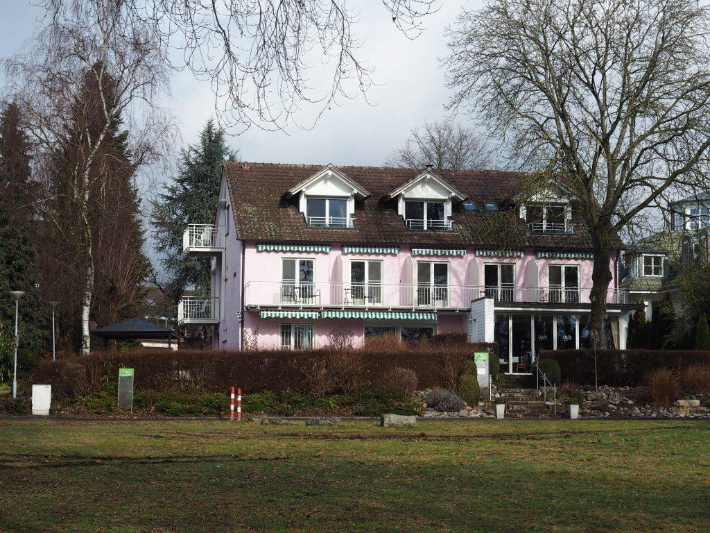 Hotel iris Radolfszell Mettnaupark Kurzurlaub