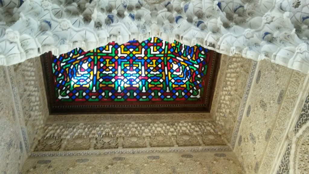 Reiseblog Nasridenpalast Alhambra