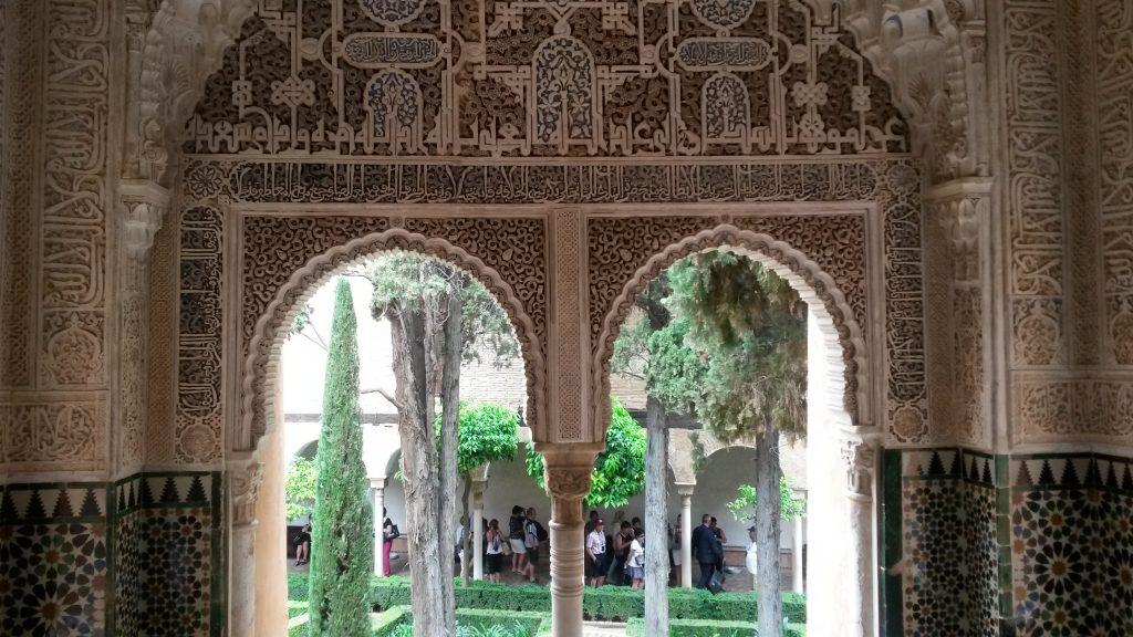 Alhambra Nasridenpalast Ü50