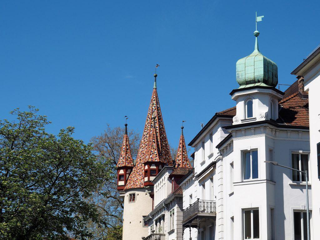 Diebesturm, Gefängnis mit spektakulärer Aussicht aus früheren Zeiten. Ob sich die Gefangenen wohl an der tollen Aussicht erfreut hatten?