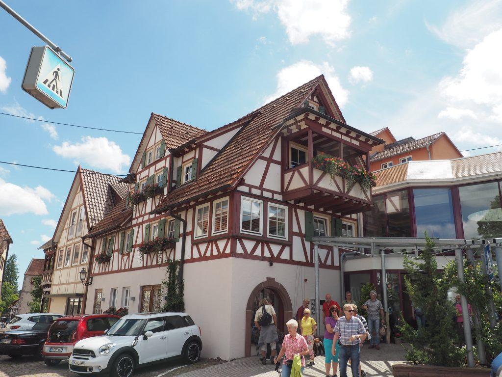 4-Sterne Hotel Berlins KroneLamm im beschaulichen Städtchen Zavelstein
