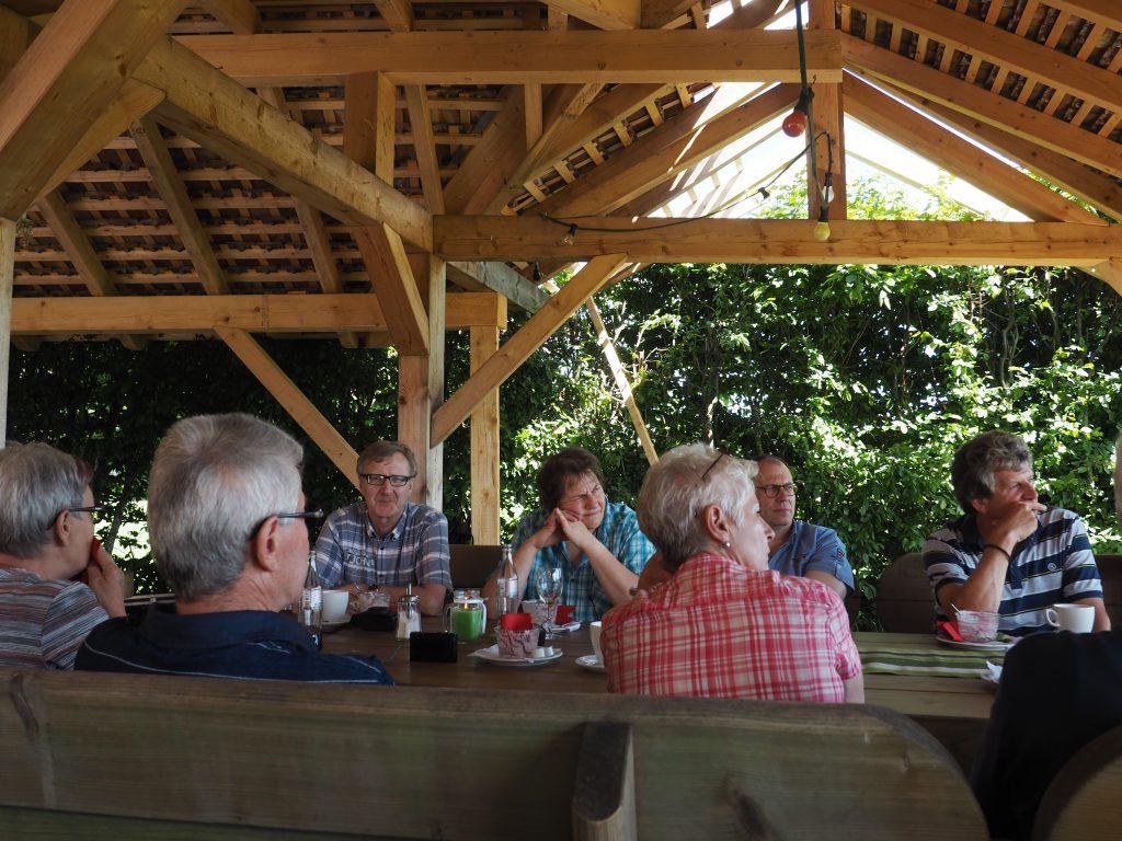Bei der Kulinarischen Wanderung im Teinachtal