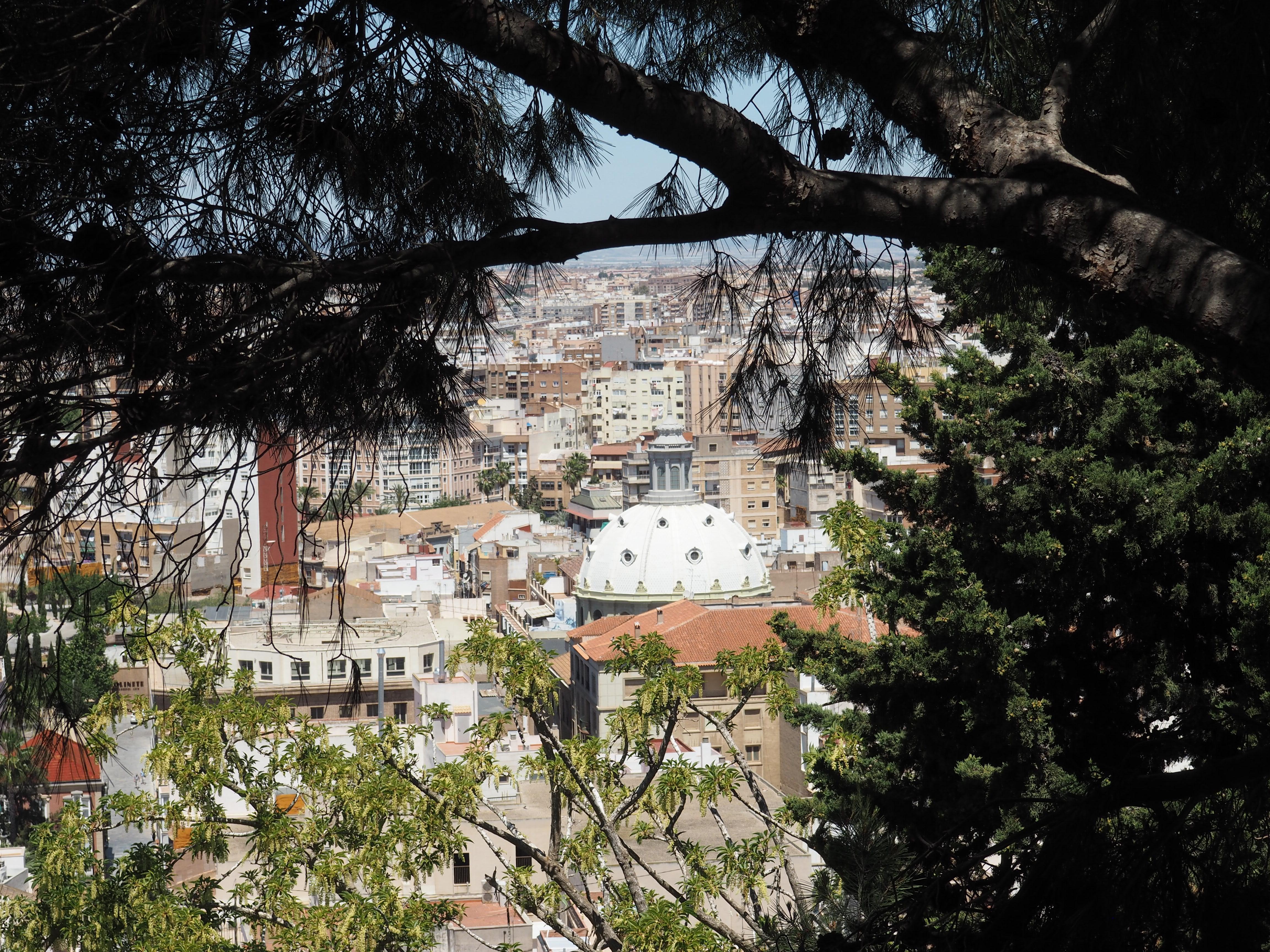 Cartagena in Spanien an einem Tag entdecken