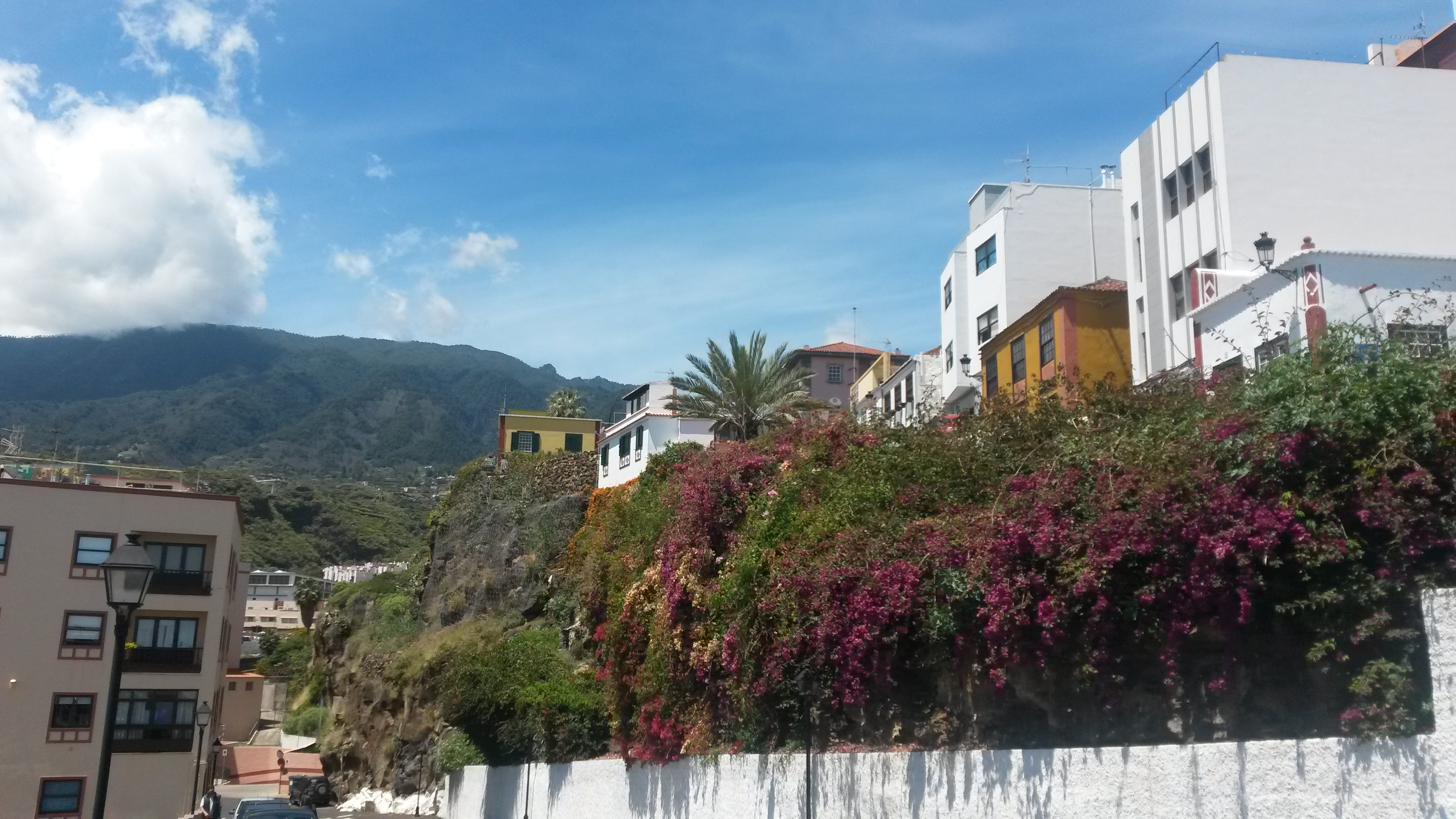 Wohin verreisen im April - nach Santa Cruz de La Palma