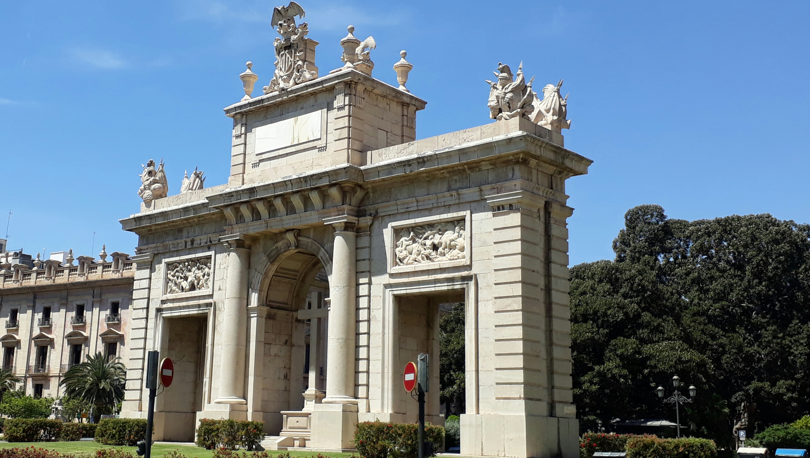 Wohin Reisen im April - nach Valencia