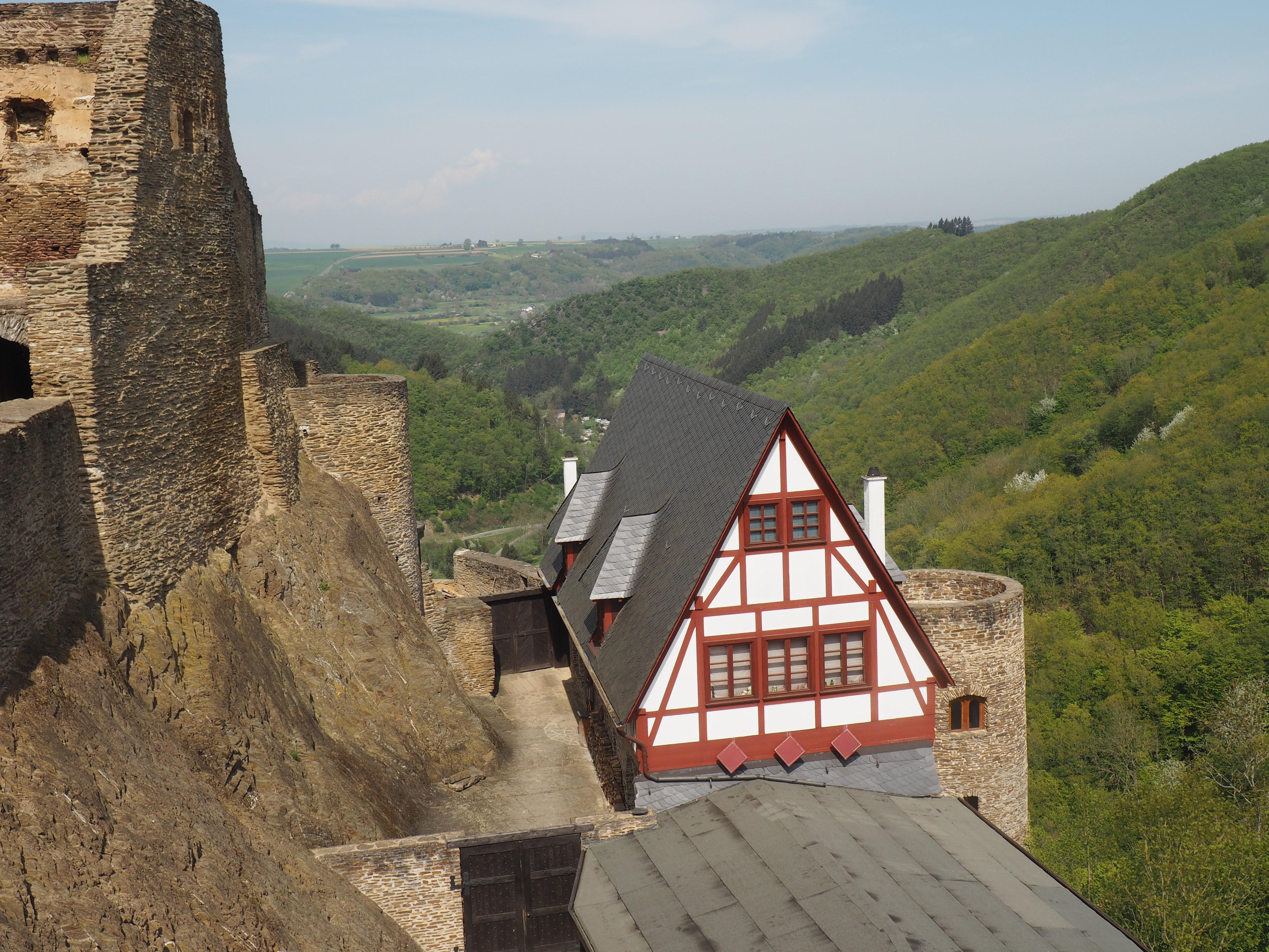 Vogtei der Ehrenburg bei Brodenbach an der Mosel