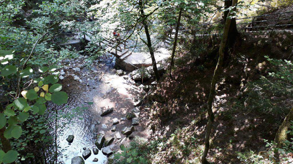 Allerheiligen Wasserfälle Sagenrundweg