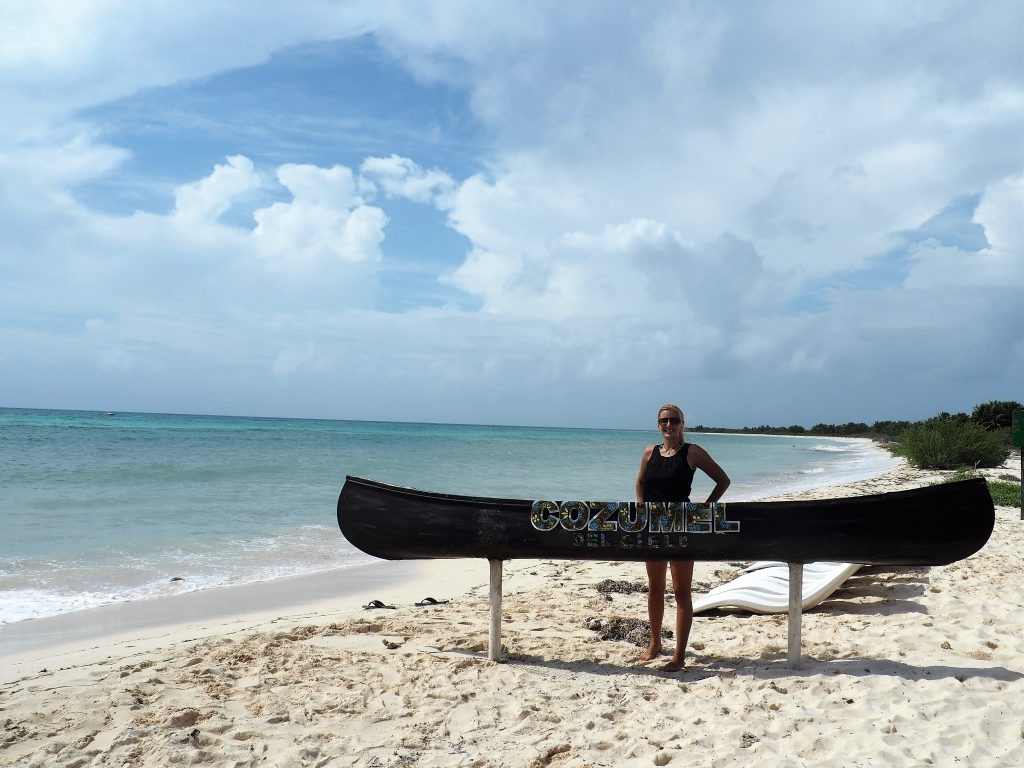 Strand Punta Sur Nationalpark auf Cozumel, entdeckt bei unserem Jeep-Ausflug auf eigene Faust