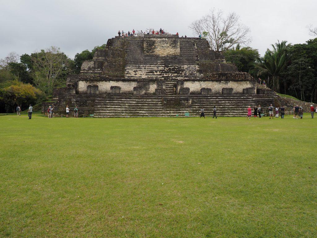 Mayastätte Altun Ha Belize