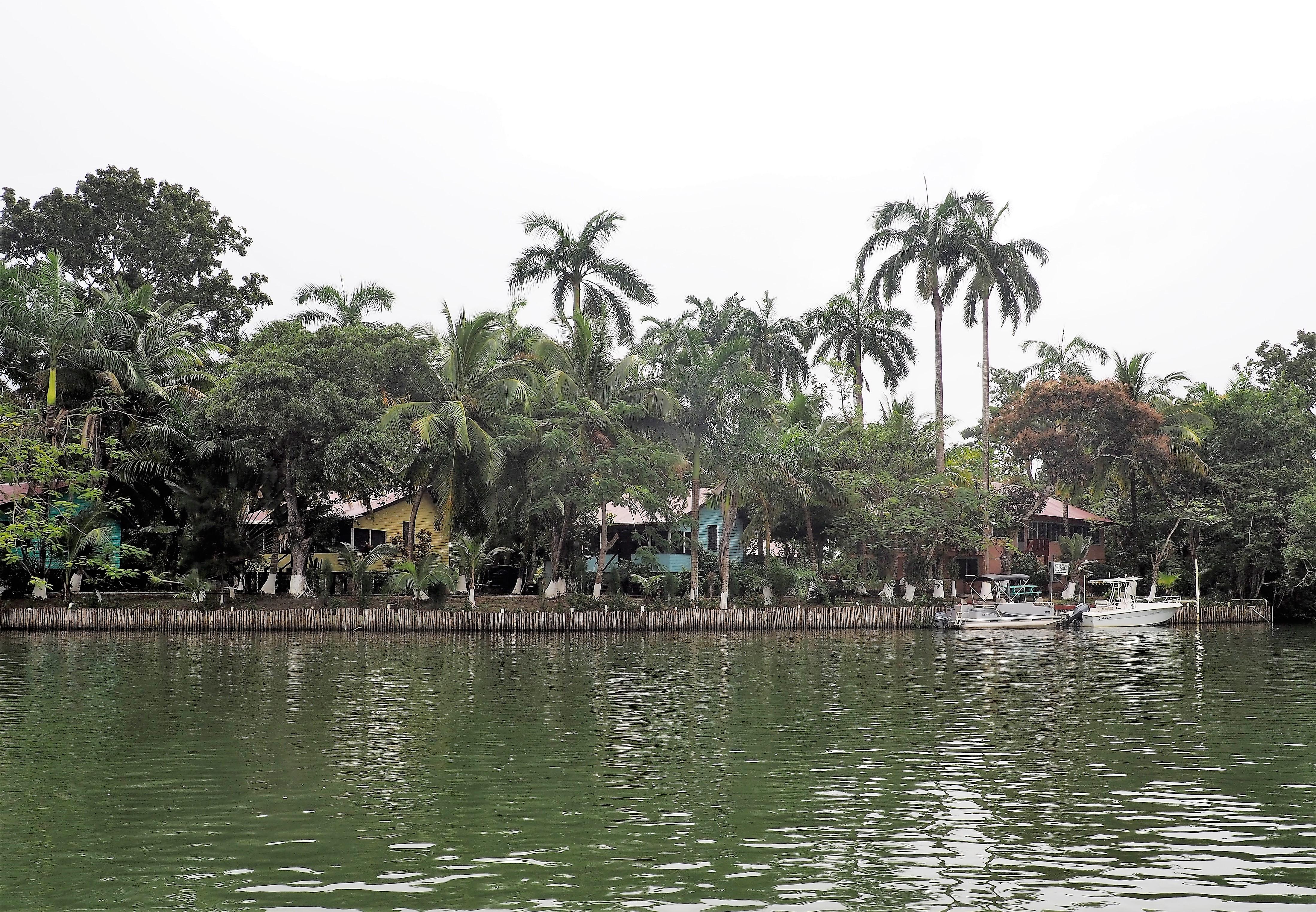 Old Belize River