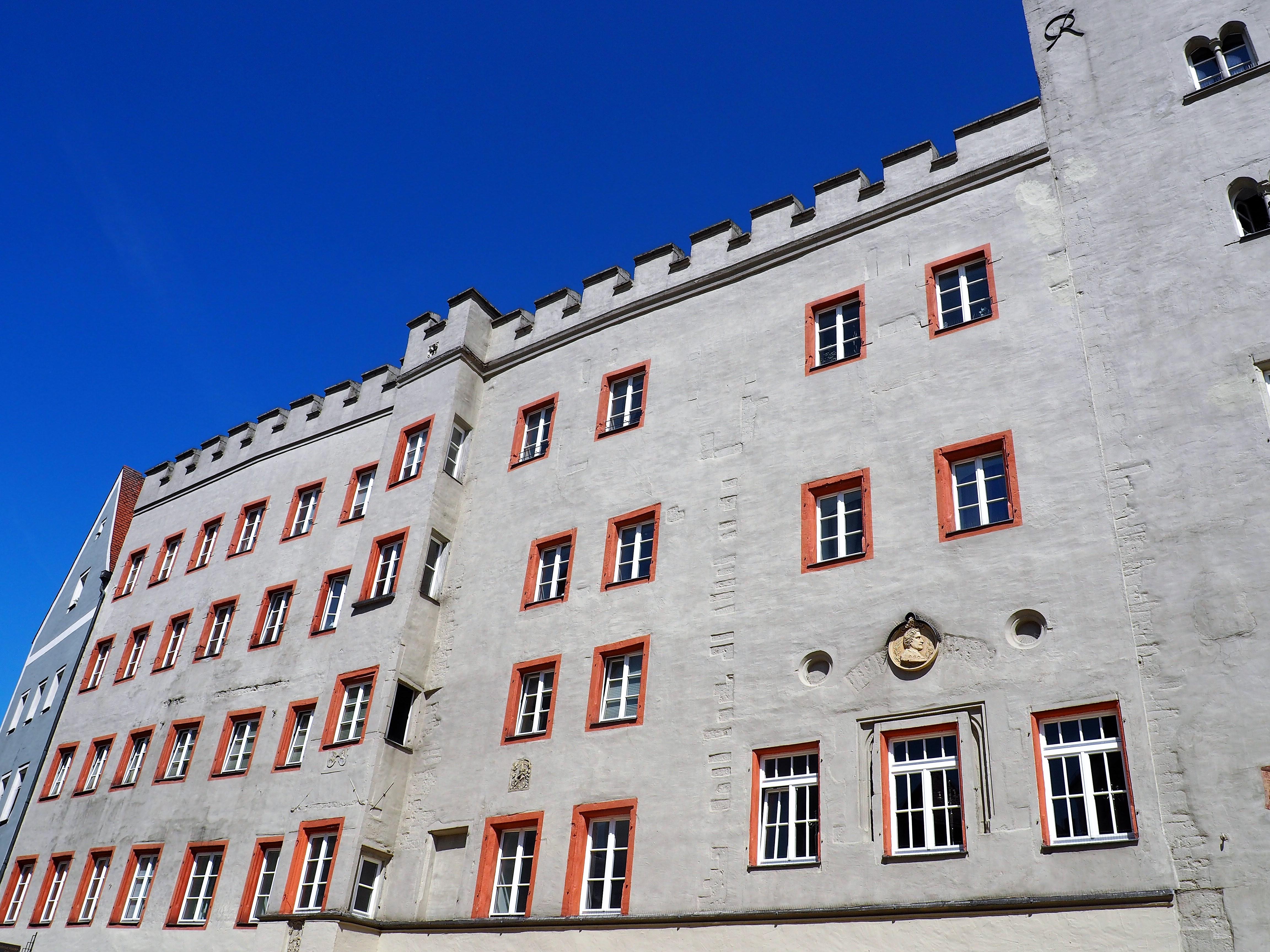 Kaufmannsburg Regensburg