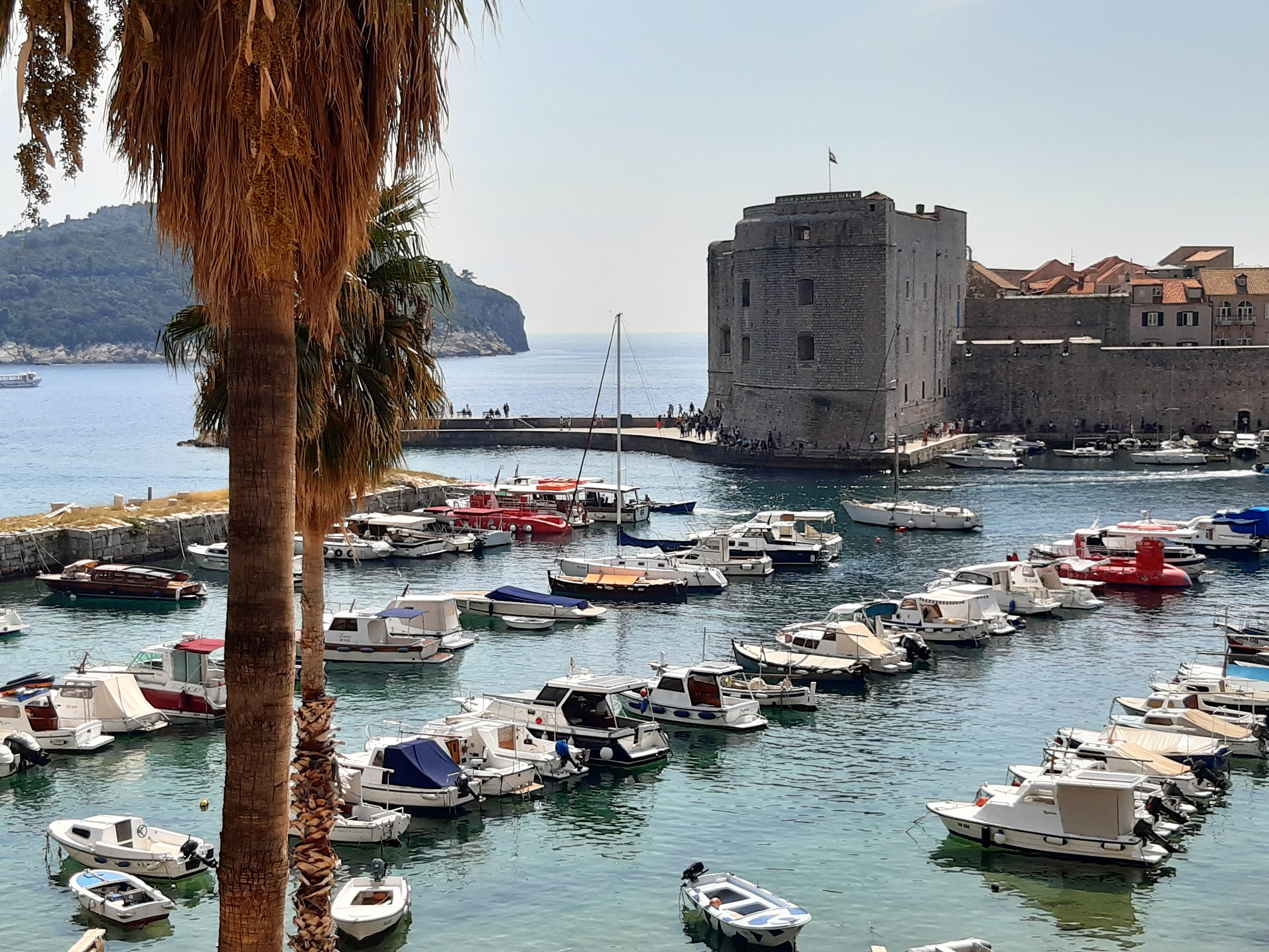 Alter Hafen von Dubrovnik