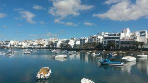 Hafen von Arrecife auf Lanzarote