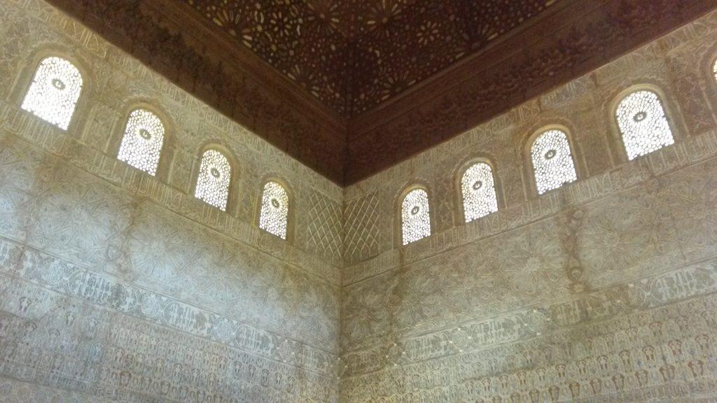 Alhambra Granada Costa del Sol Reiseblog