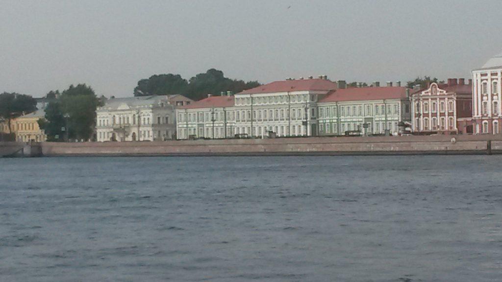 Die Eremitage in St. Petersburg