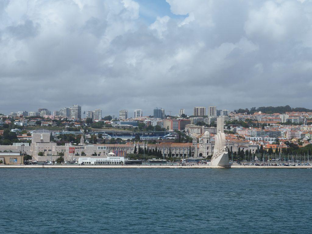 Seefahrerdenkmal in Lissabon, einer der schönsten Städte in Europa