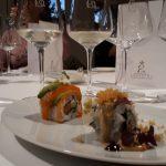 Sushi California Style im Hotel Erbprinz in Ettlingen