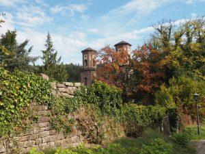 Kloster Frauenalb im Albtal im Nördlichen Schwarzwald