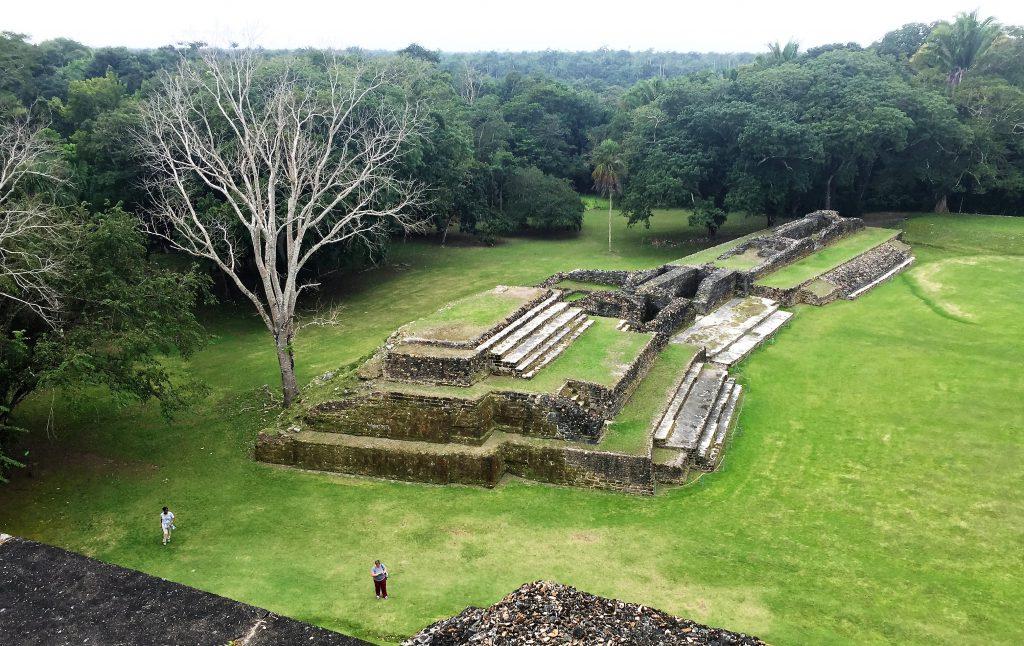 Mayastätte Altun Ha, Kreuzfahrt Karibik Mexiko