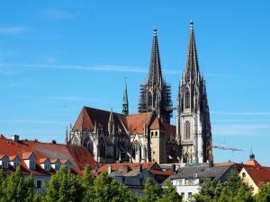 Sehenswürdigkeiten in Regensburg Dom