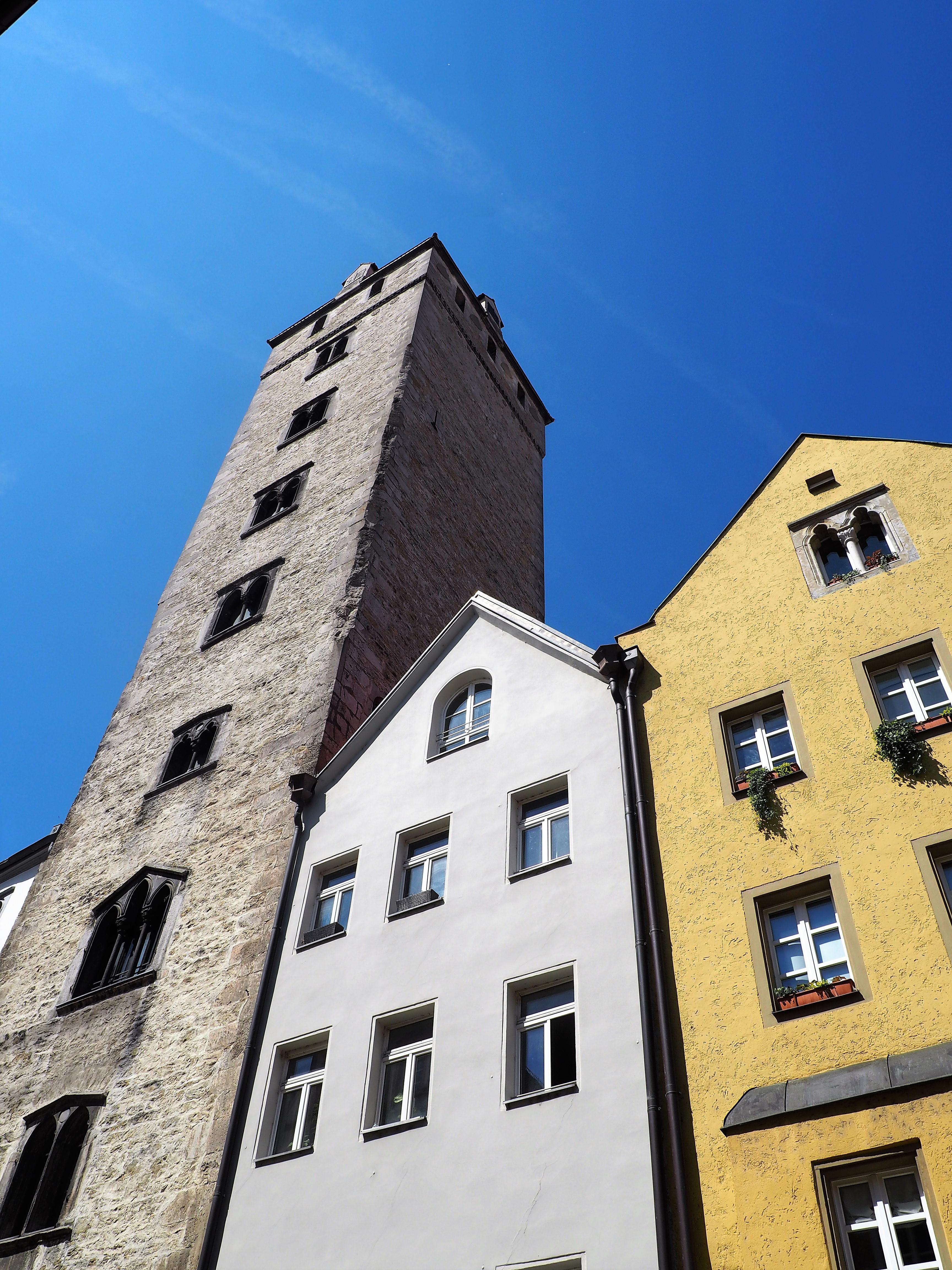 Geschlechterturm in Regensburg