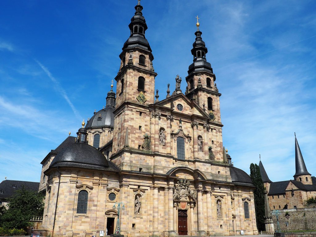 Dom St. Salvator in Fulda