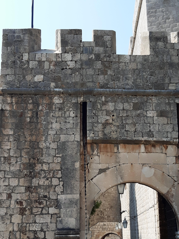 Ploce-Tor Dubrovnik, Kreuzfahrtausflug auf eigene Faust
