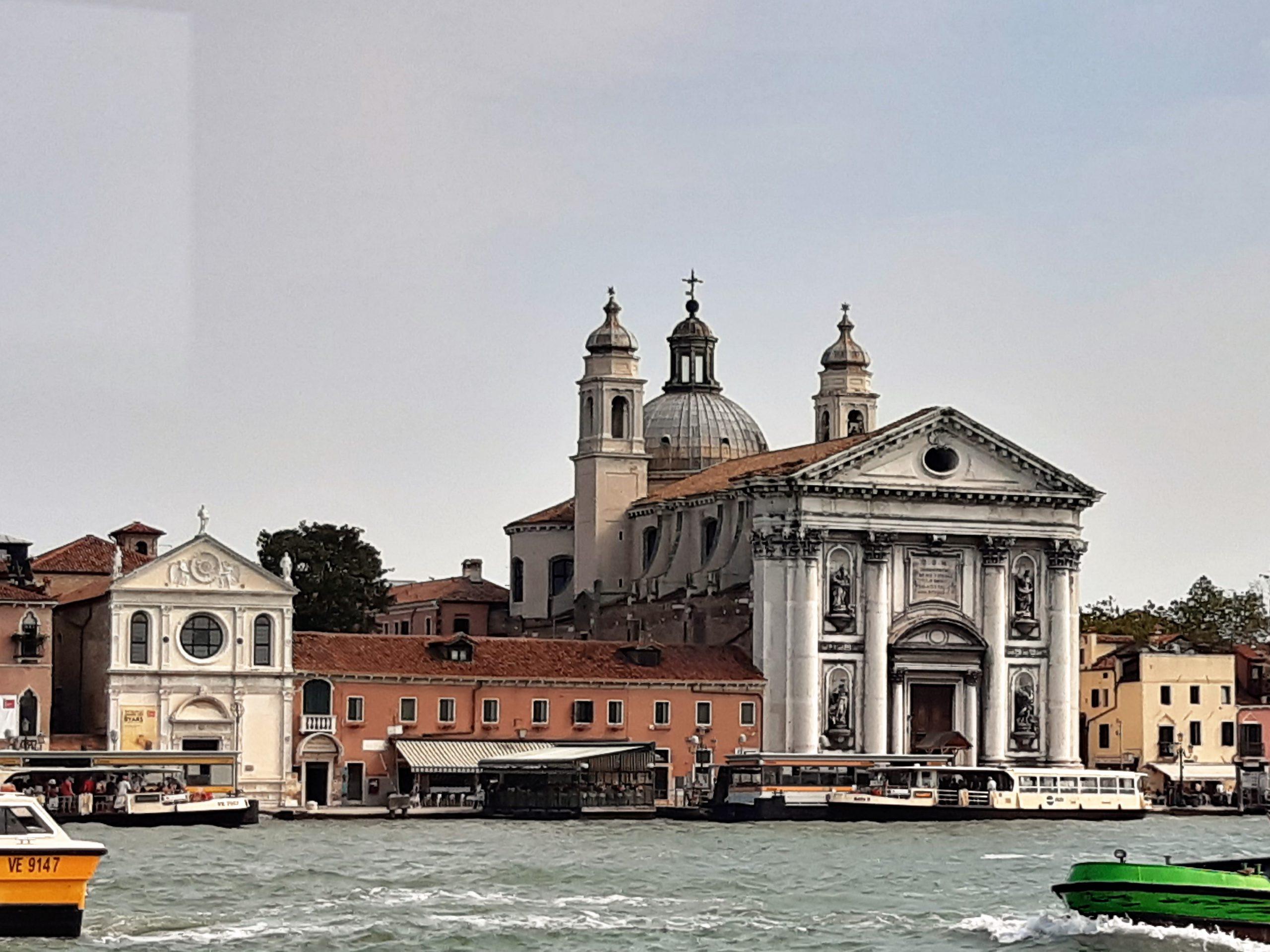 Kirche IL Redentore auf der Giudecca-Insel,