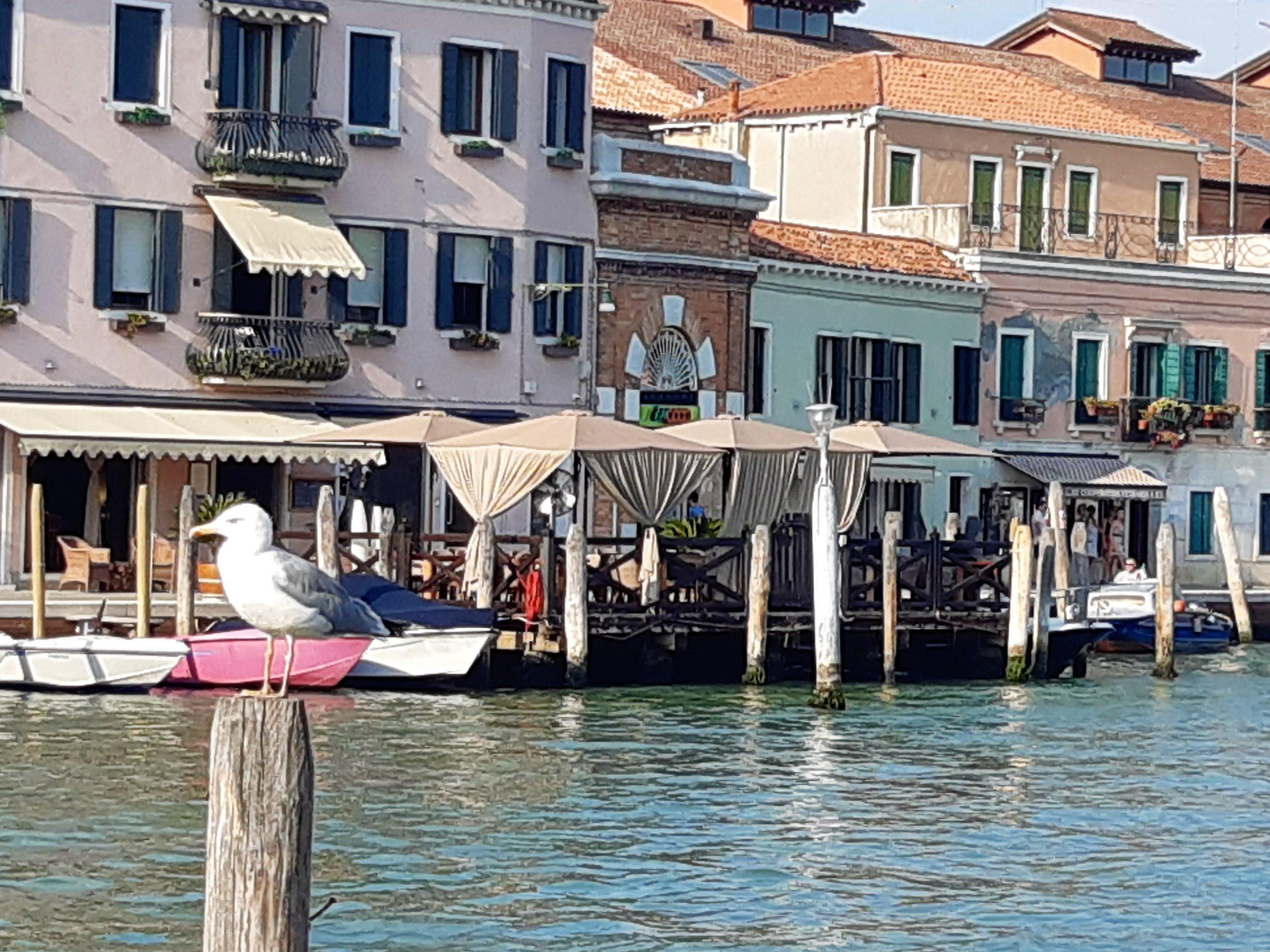 Ausflug auf eigene Faust nach Murano