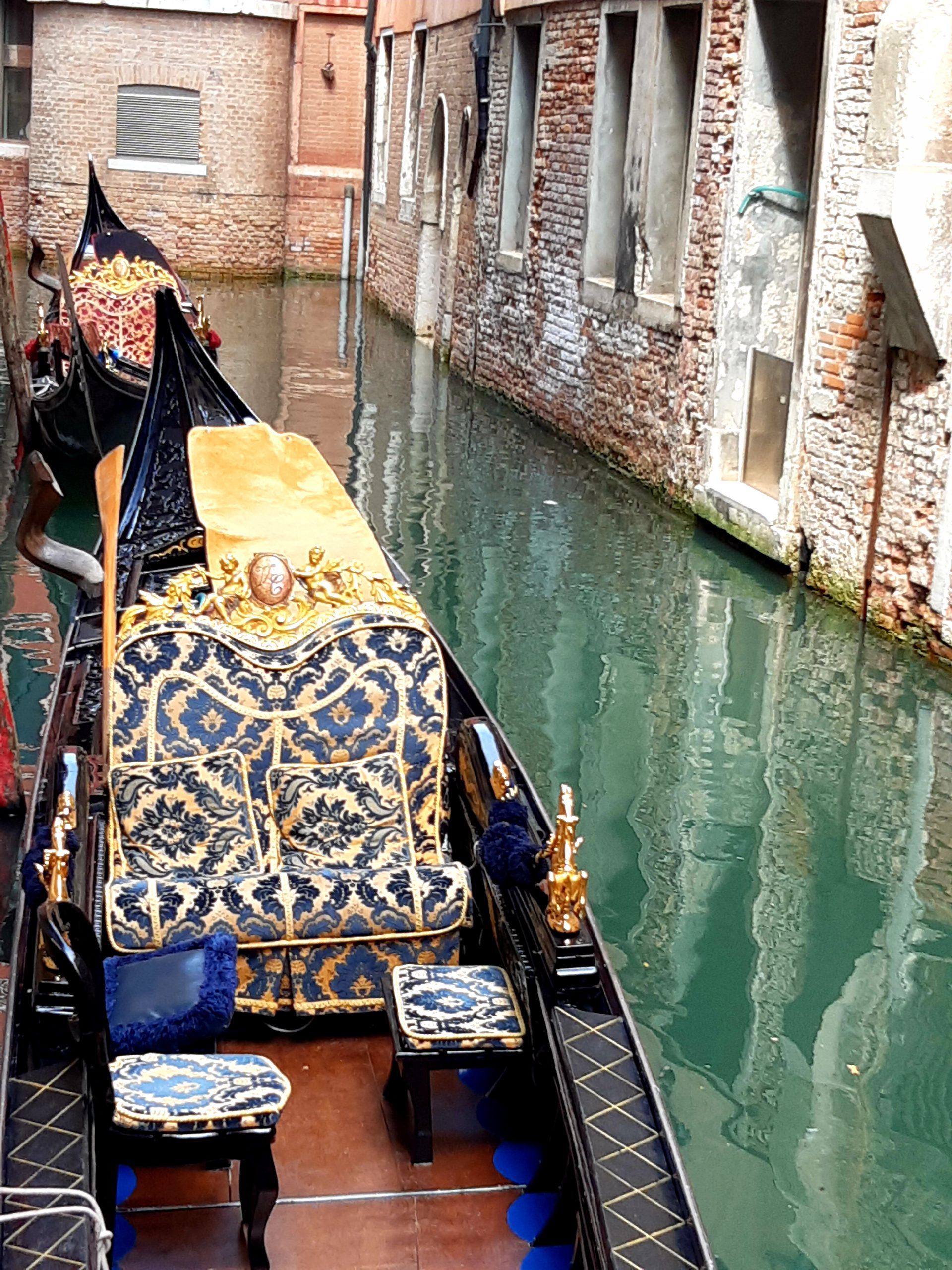 Gondel, Venedig, Kreuzfahrtausflug