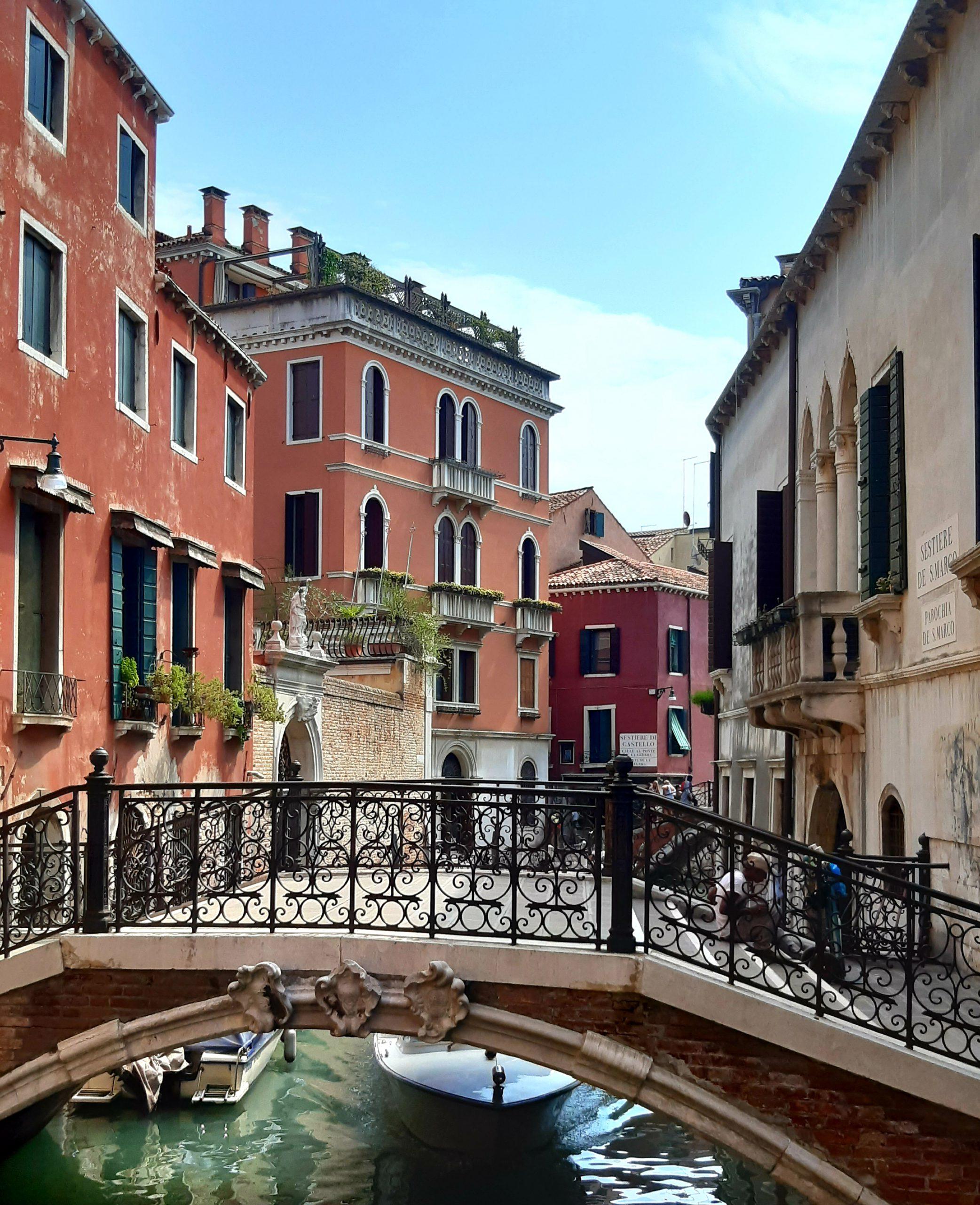 Brücke, Venedig, Kreuzfahrtblog