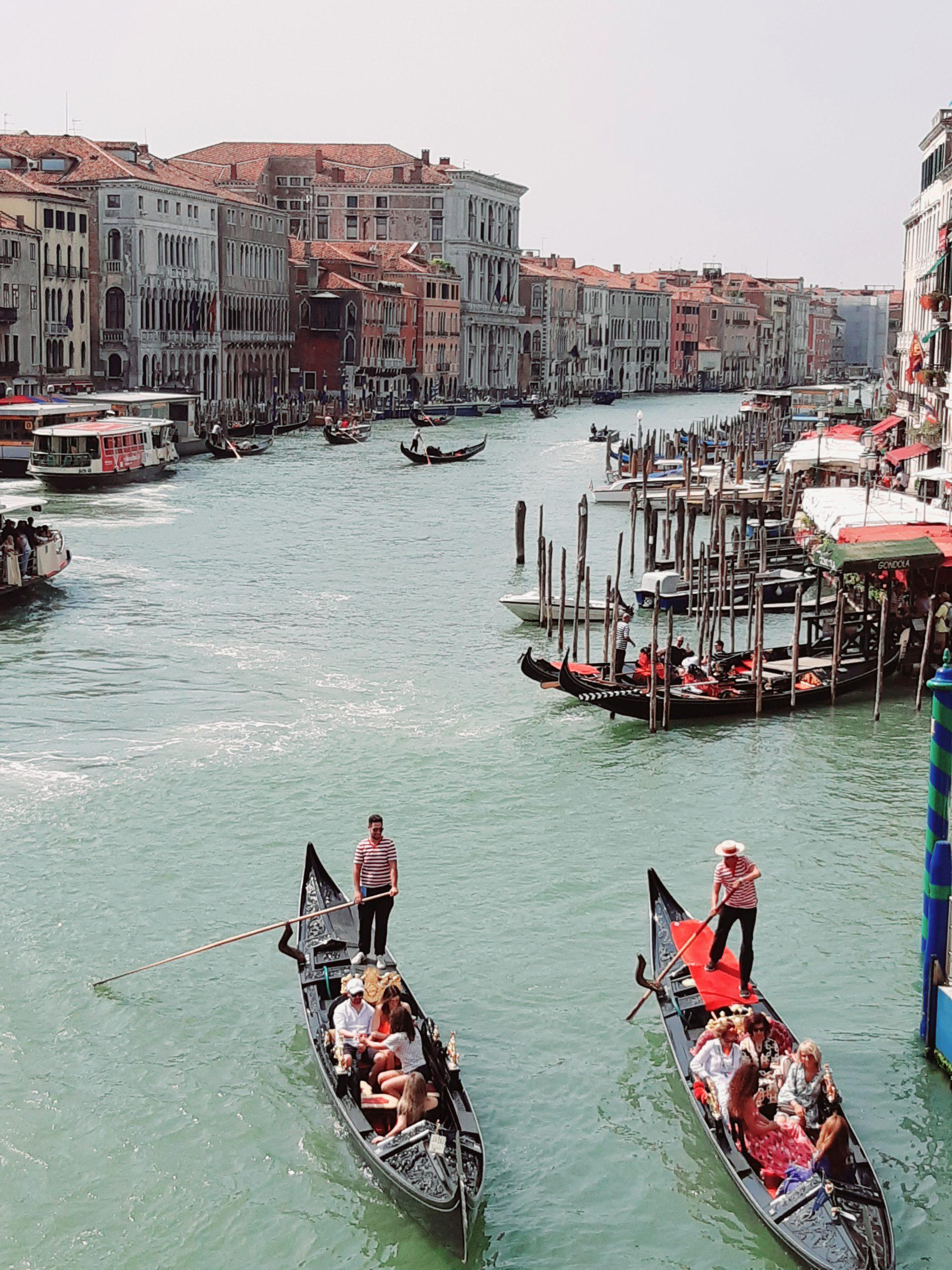 Ausflug auf eigene Faust, Venedig, Kreuzfahrt