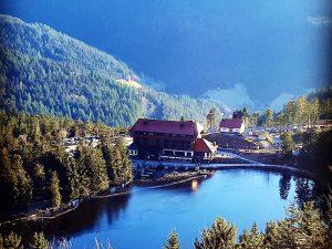 Mummelsee, Schwarzwald, Ausflug