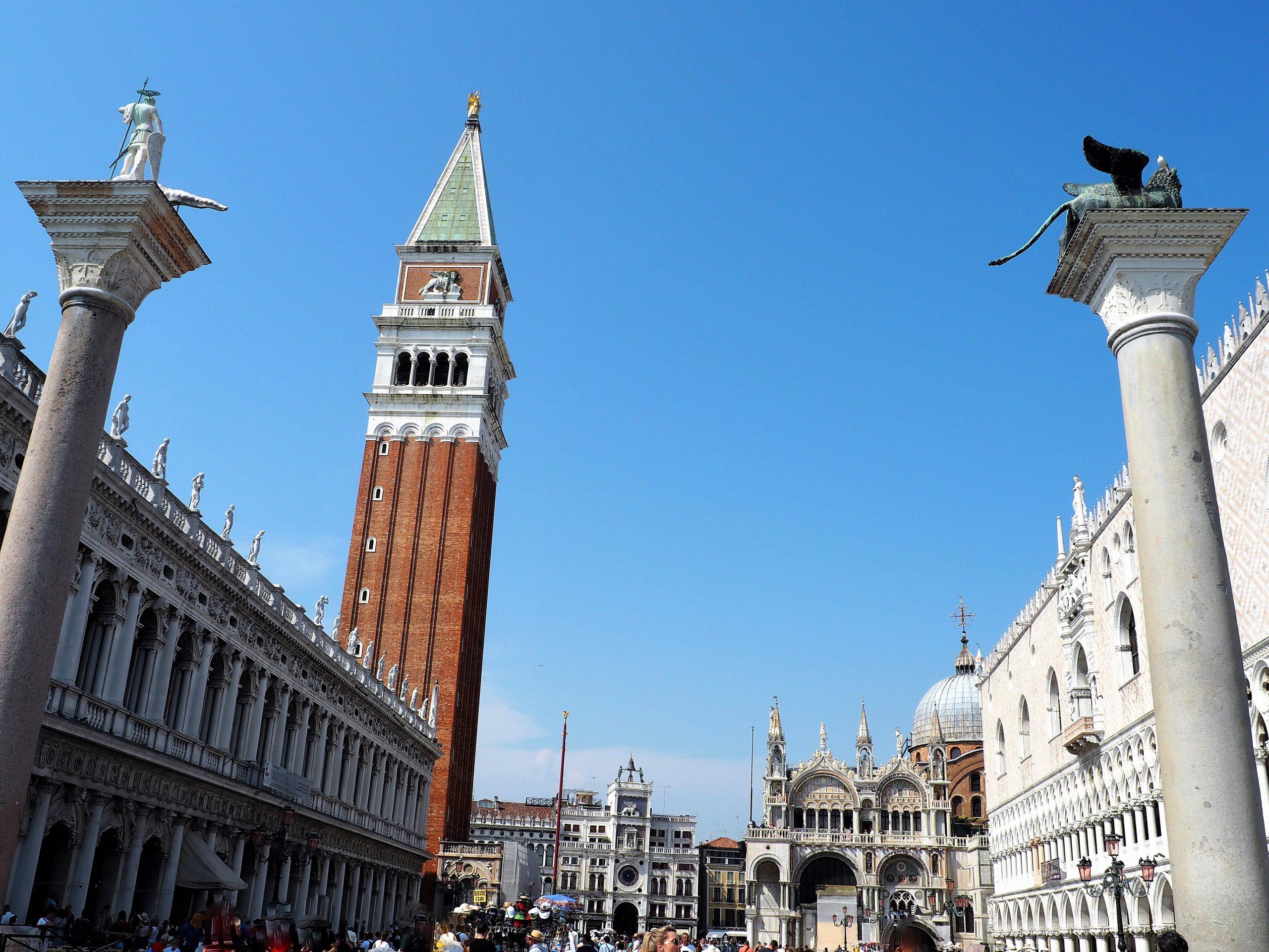 Bekannteste Sehenswürdigkeiten Venedig