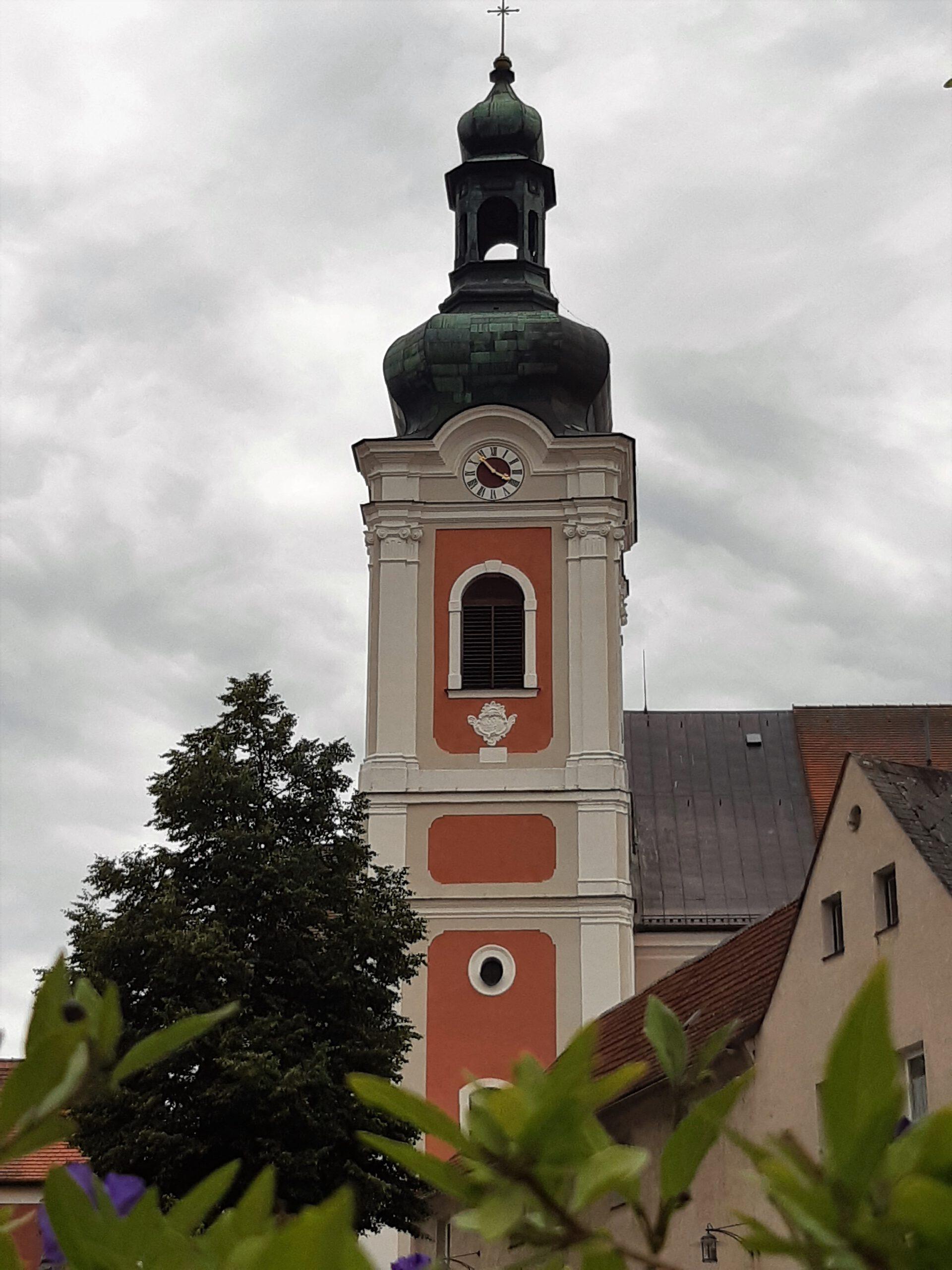 Kirchturm Bad Neualbenreuth