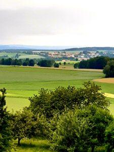 Aussicht Altmugler Sonne Bad Neualbenreuth