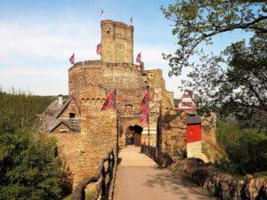 Ehrenburg bei Brodenbach